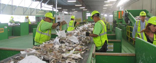Waste Management of San Diego & Orange County